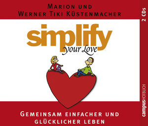 Simplify your love. 2 CDs