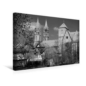 Premium Textil-Leinwand 45 cm x 30 cm quer Liebfrauenkirche