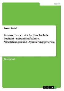 Stromverbrauch der Fachhochschule Bochum - Bestandsaufnahme, Abs