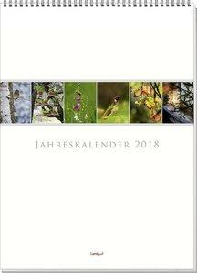 Landlust - Wandkalender 2018