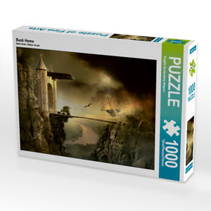 Back Home 1000 Teile Puzzle quer