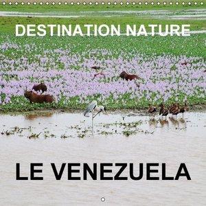 Destination nature le Venezuela (Calendrier mural 2015 300 × 300