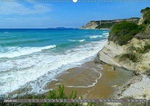 Korfu, Perle im Ionischen Meer (Wandkalender 2020 DIN A2 quer)