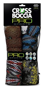 Schildkroet 970849 - Fun Sports Crossboccia® Familypack Pro, 4x3