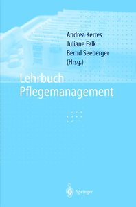 Lehrbuch Pflegemanagement