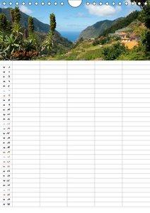 Madeira - Faszinierende Insel im Atlantik (Wandkalender 2019 DIN