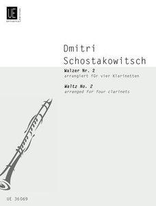 """Walzer Nr. 2 aus \""""Suite für Varieté-Orchester\"""""""