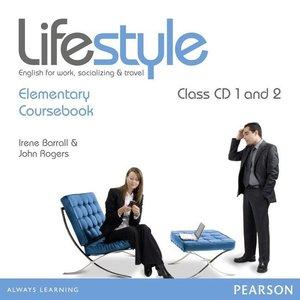 Lifestyle Elementary Class Audio CDs