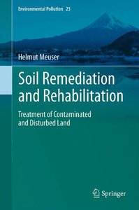 Soil Remediation and Rehabilitation