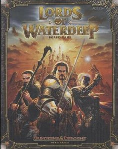 Lords of Waterdeep (Spiel), English Edition