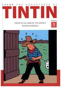 TINTIN ADVENTURES OF VOL 1 HB