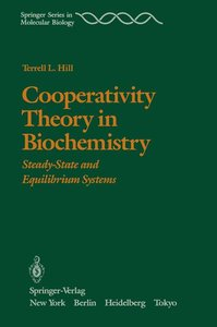 Cooperativity Theory in Biochemistry