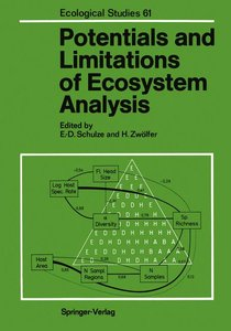 Potentials and Limitations of Ecosystem Analysis