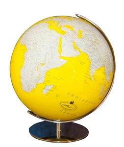 753485 ArtLine Globus ohne Swarovski, gelb