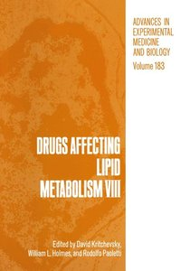 Drugs Affecting Lipid Metabolism VIII