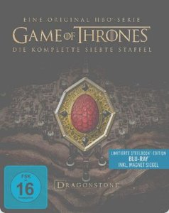 Game of Thrones 7 Steelbook