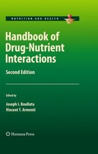 Handbook of Drug-Nutrient Interactions. CD-ROM