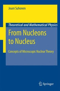 From Nucleons to Nucleus