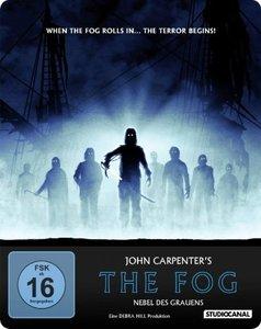 The Fog - Nebel des Grauens 4K, 1 UHD-Blu-ray (Collector\'s Stee