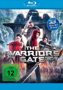 Warriors Gate 3D/2D BD
