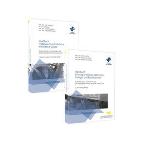 Bundle: Handbuch Prüfung ortsfester elektrischer Anlagen und Bet