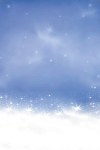 Premium Textil-Leinwand 60 cm x 90 cm hoch Schnee
