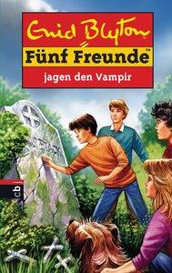 Fünf Freunde 64. Fünf Freunde jagen den Vampir