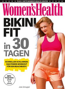 Womens Health-Bikini-fit in 30 Tagen
