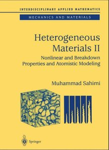 Heterogeneous Materials II
