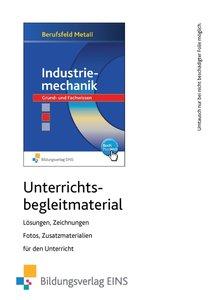 Berufsfeld Metall Industriemechanik CD-ROM