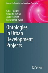 Ontologies in Urban Development Projects