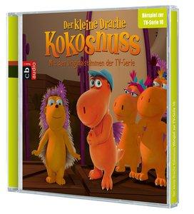 Der Kleine Drache Kokosnuss - Hörspiel zur TV-Serie 10