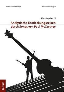 Analytische Entdeckungsreisen durch Songs von Paul McCartney