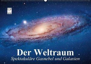 Der Weltraum. Spektakuläre Gasnebel und Galaxien