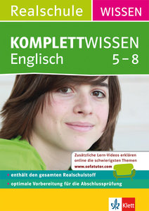KomplettWissen Realschule Englisch 5-8