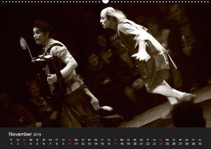Cirque Bouffon NANDOU (Wandkalender 2019 DIN A2 quer)