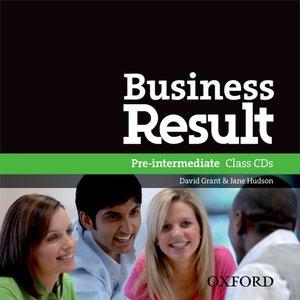 Business Result Pre-Intermediate - Class CD