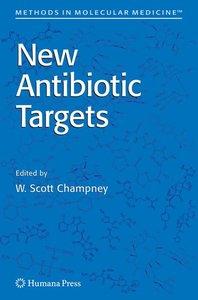 New Antibiotic Targets