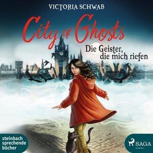City Of Ghosts-Die Geister,Die Mich Riefen