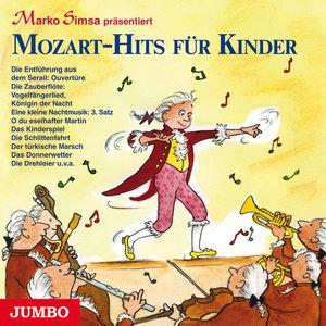 Mozart-Hits für Kinder. CD