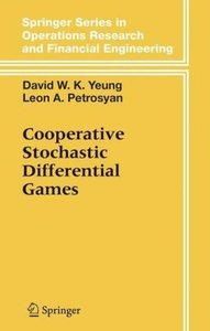 Cooperative Stochastic Differential Games