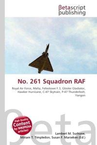 No. 261 Squadron RAF