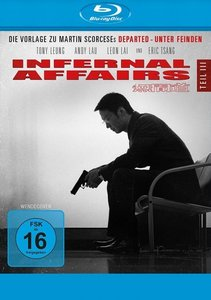 Infernal Affairs. Tl.3, 1 Blu-ray
