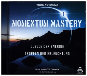 Momentum Mastery 1, Audio-CD