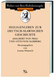 Heiligenleben zur deutsch-slawischen Geschichte