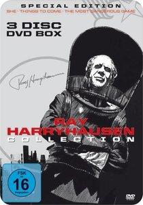 Ray Harryhausen Double Feature