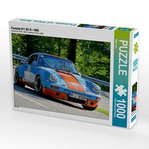CALVENDO Puzzle Porsche 911 SC R - 1982 1000 Teile Lege-Größe 64