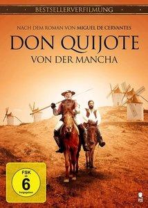 Don Quijote von der Mancha, 1 DVD