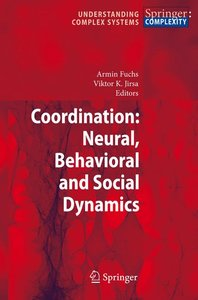 Coordination: Neural, Behavioral and Social Dynamics
