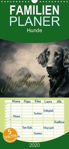 Jagdhunde im Portrait - Familienplaner hoch